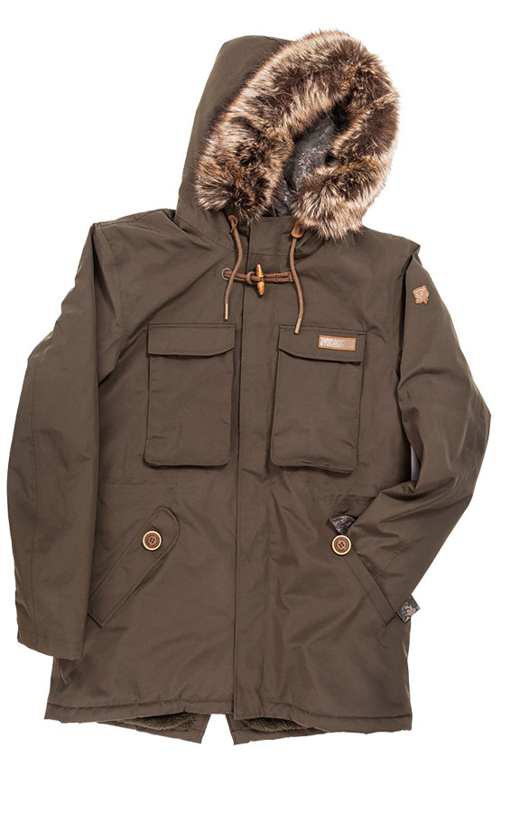 Nash ZT Caribou Parka Fishing Jacket *NEW FOR 2018*