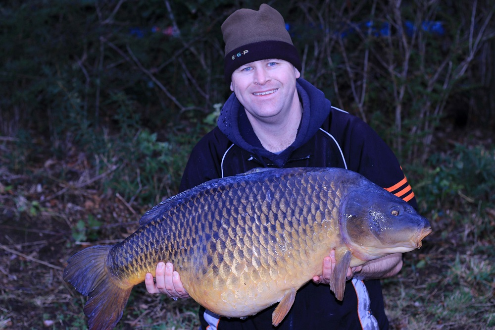 Ollie the common at 36lb 4oz