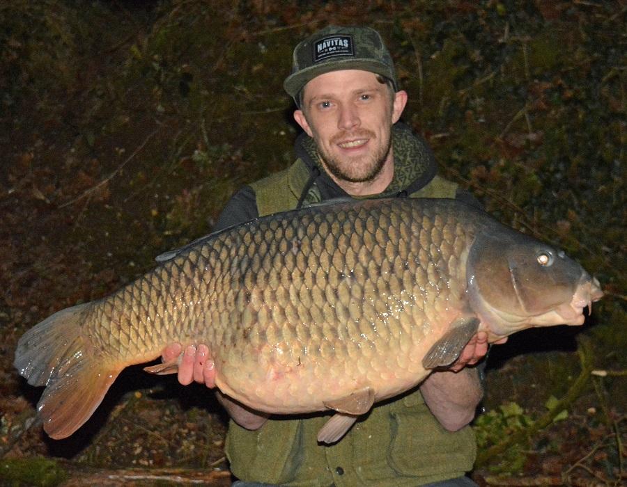 The Big Common at 40lb 8oz