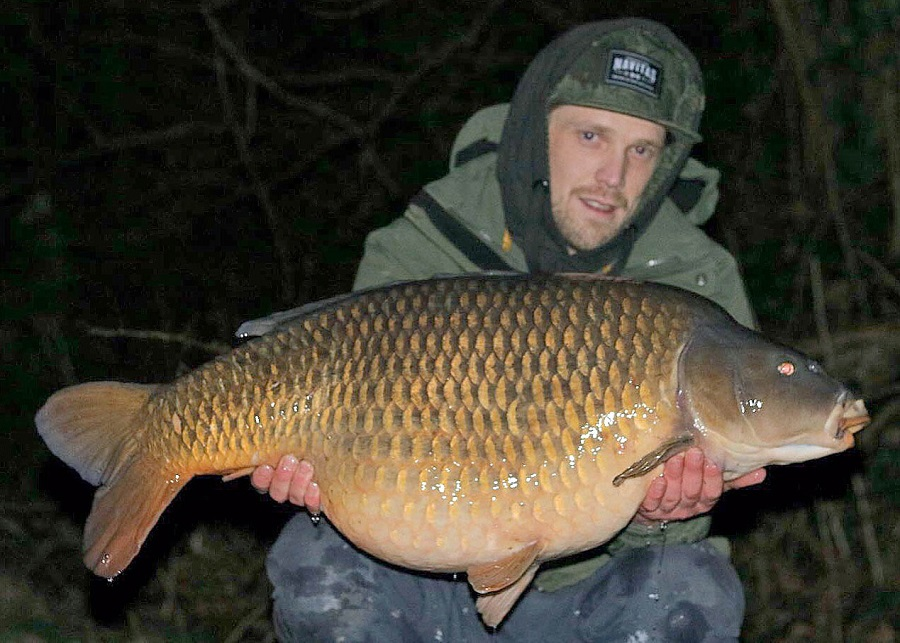 The Immaculate Common went 41lb 8oz
