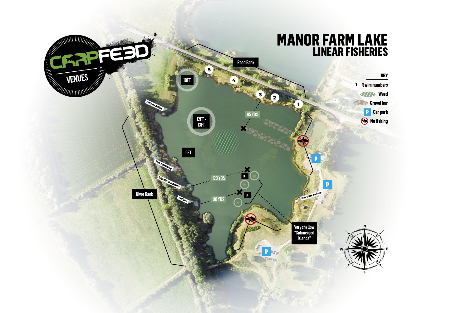 Zak fish peg 4. CLICK THE MAP FOR OUR FULL VENUE GUIDE