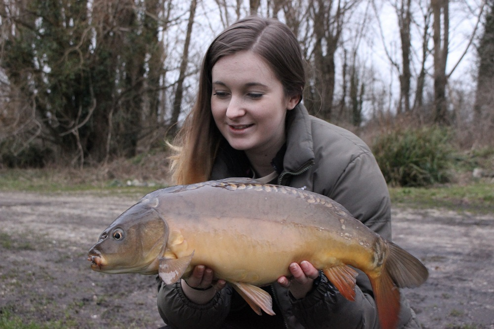 Another Broadlands mirror for Molly