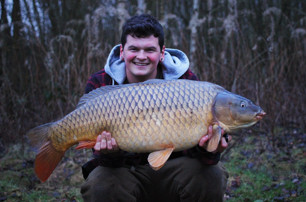 Olly's 34lb Elphicks common