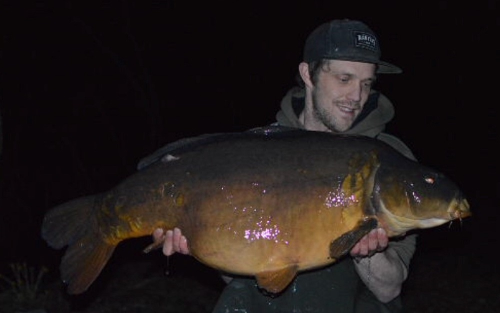 This mirror went 41lb 10oz