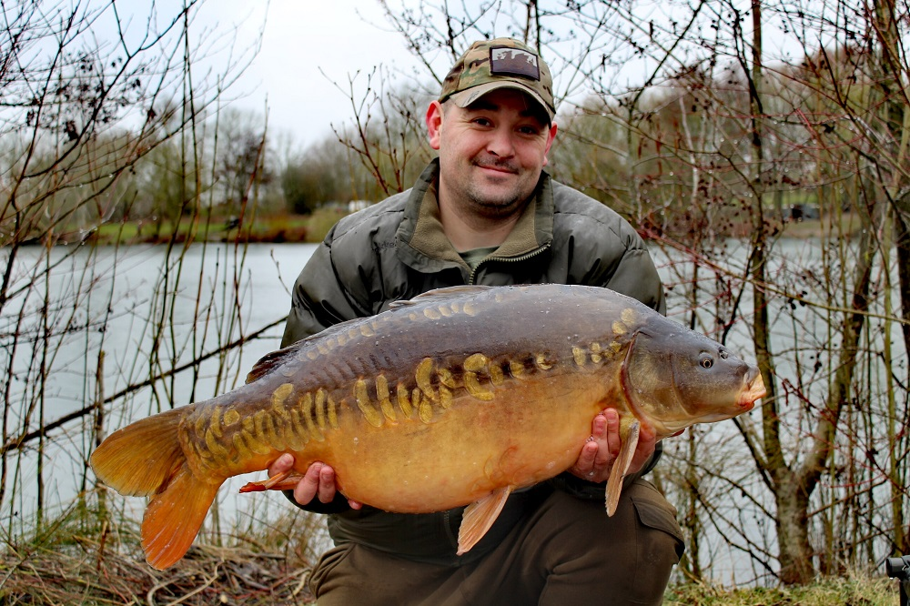 The biggest of the session weighed 31lb 5oz