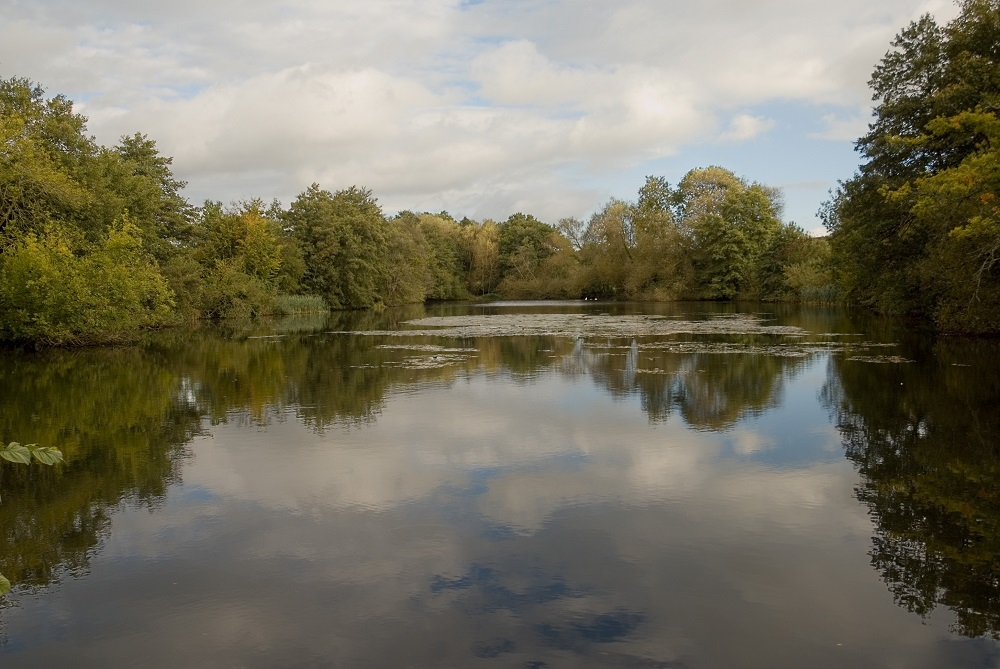 Redmire Pool is steeped in history