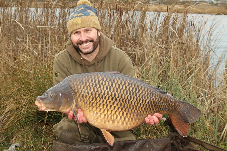 This Bayeswater common fell to my maggot and plastic corn rig