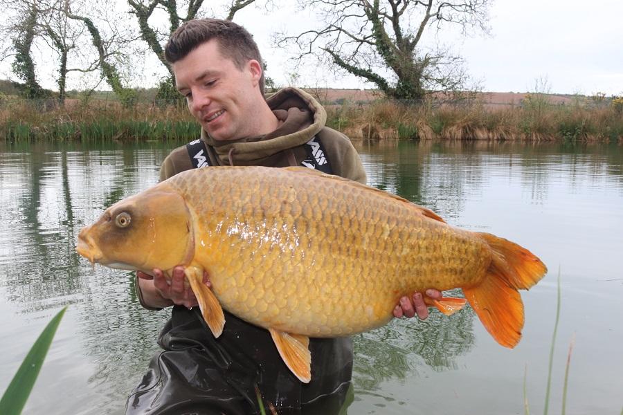 Martyn's 40-pounder