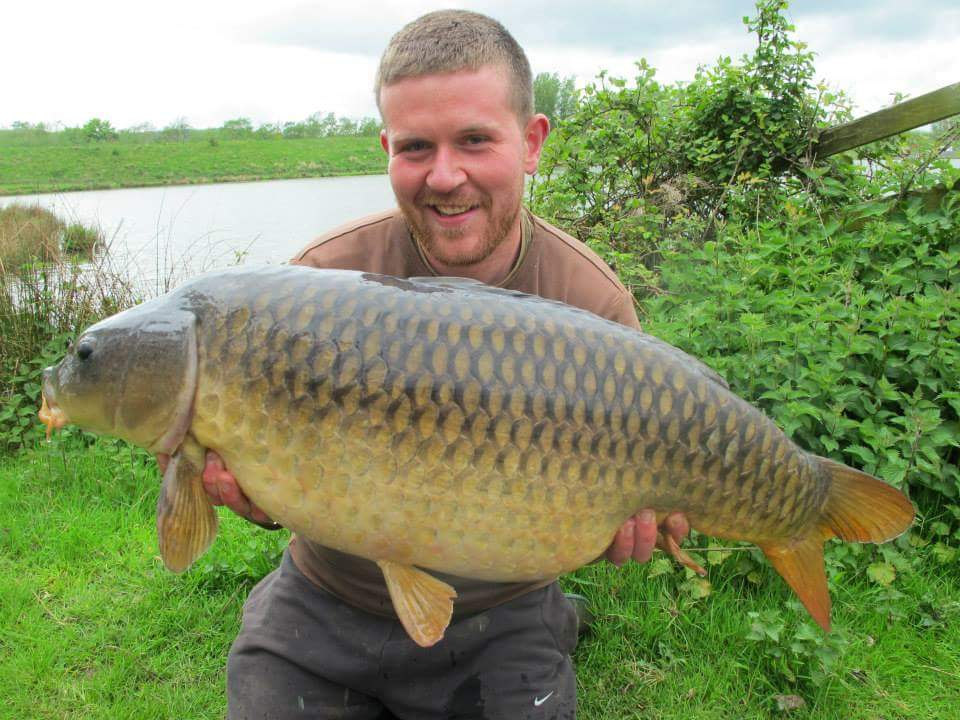 ...and again at 30lb 9oz