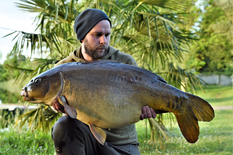 The Cossack at 42lb 8oz