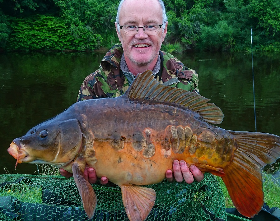 Massive fine on this River Wye upper double