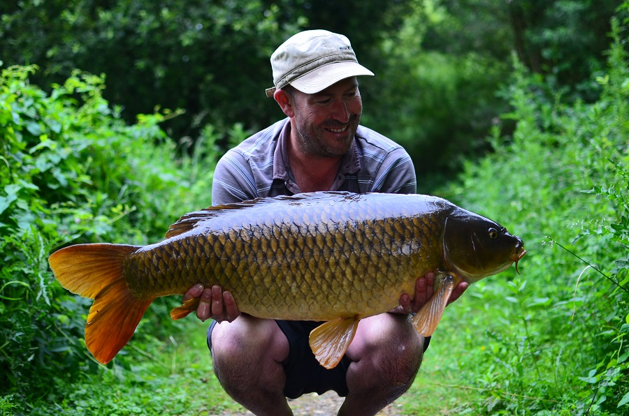 This 27lb 14oz common completed the trio of bites