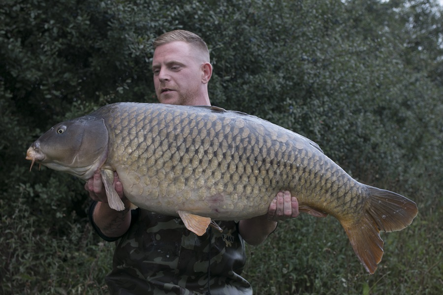 The Mommon at 44lb 6oz