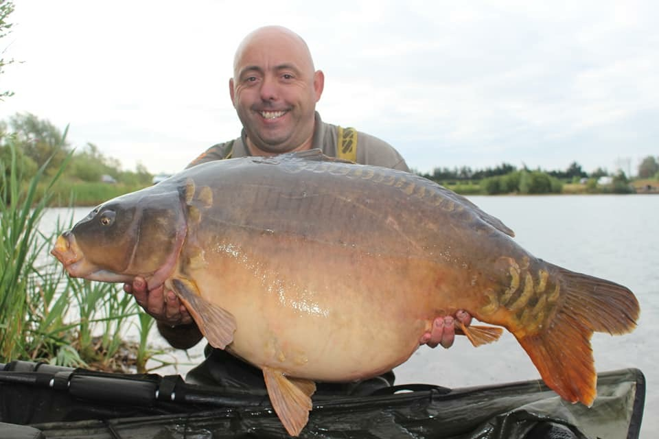 At 53lb 10oz this wasn't even the biggest of the weekend!