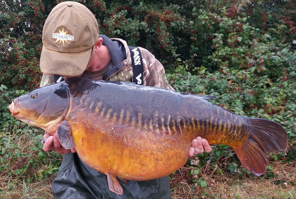 River perfection. All 44lb-plus of it
