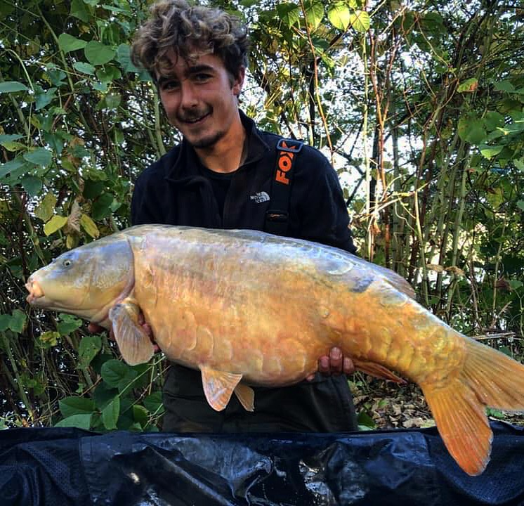 This day-session ghostie went 30lb 4oz