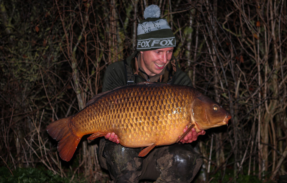 39lb 6oz of Berners Hall common for Harry