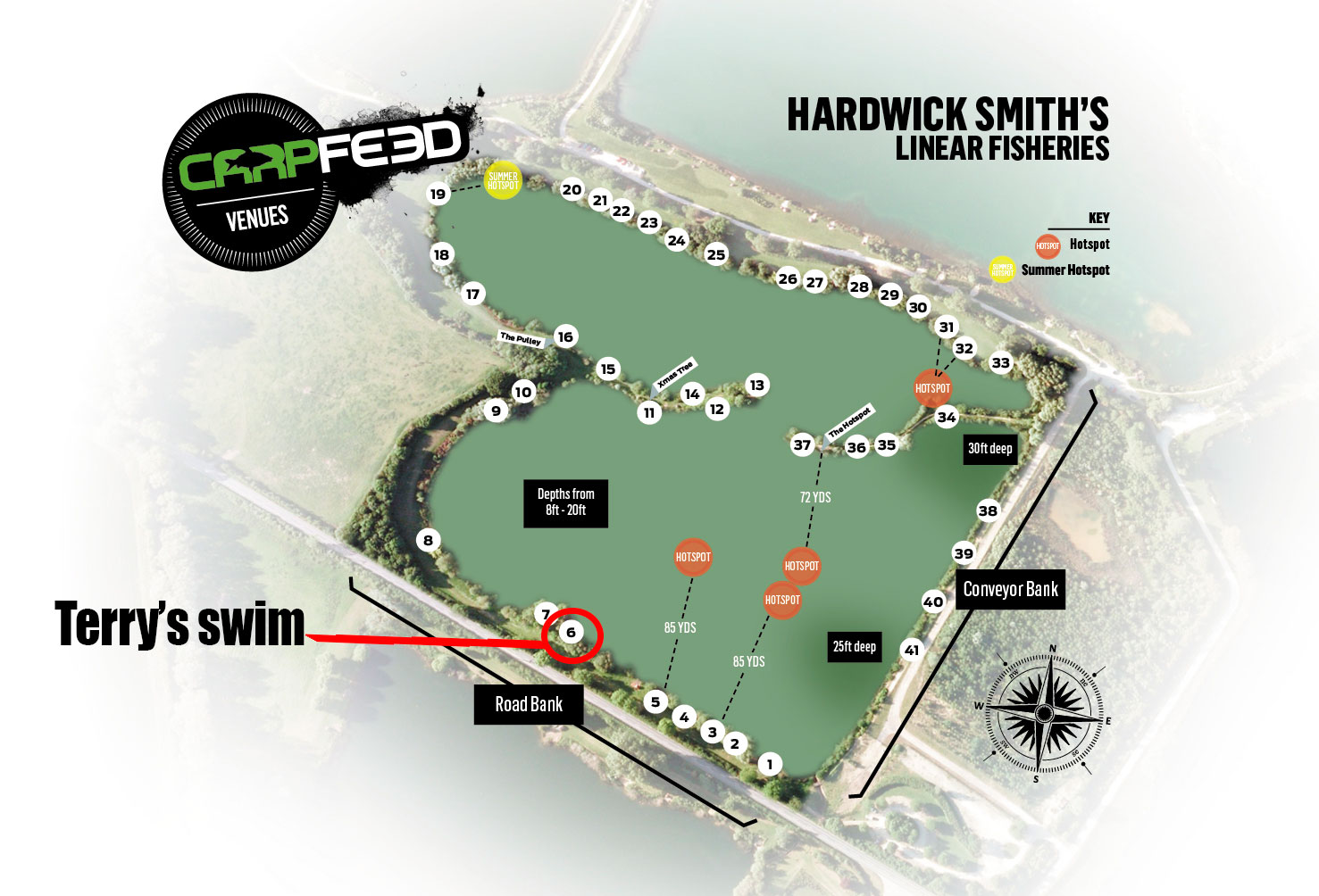 CLICK THE MAP FOR OUR FULL GUIDE TO HARDWICK SMITH'S