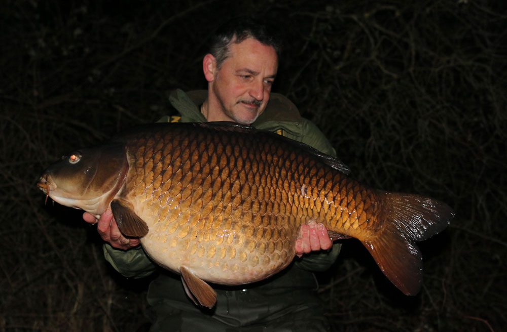 This Farriers common weighed in at 42lb 12oz