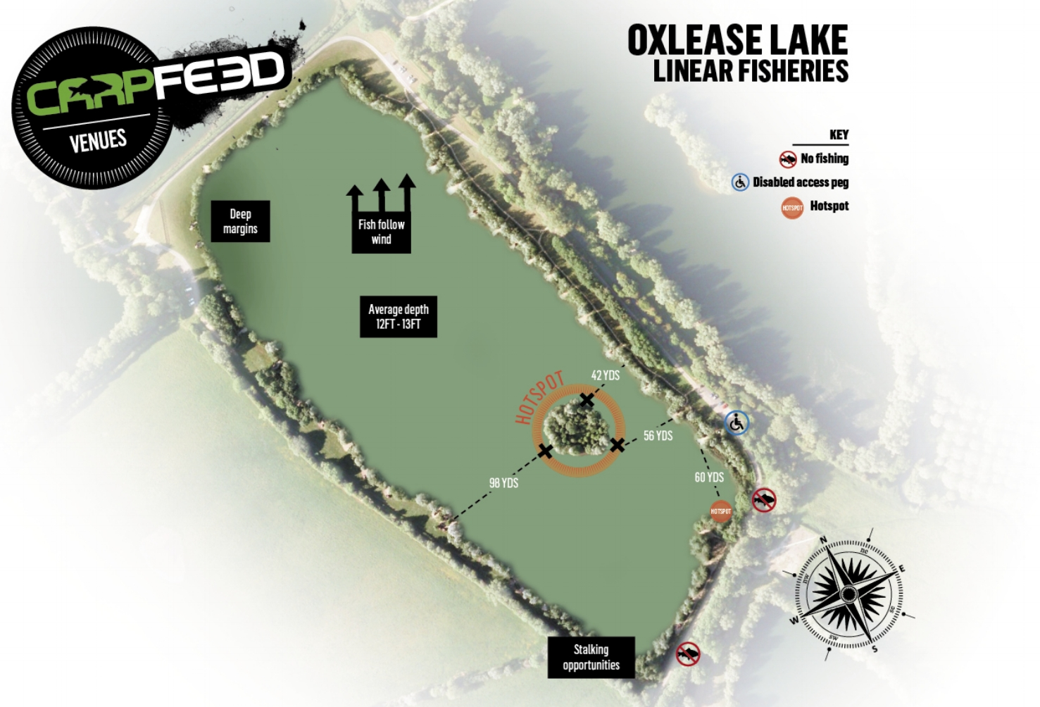 CLICK THE MAP FOR OUR GUIDE TO OXLEASE