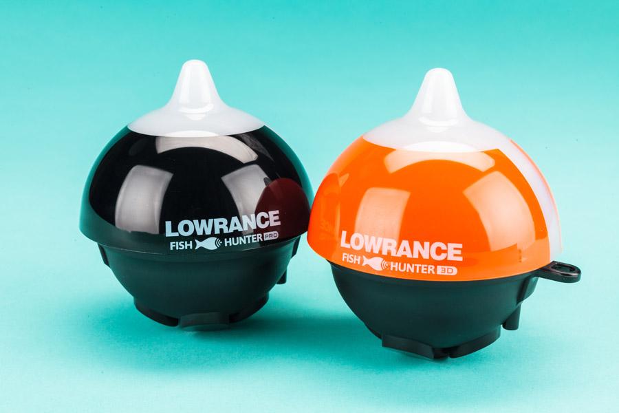 Lowrance Fishhunter review
