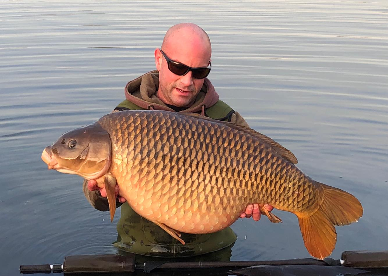 …along with this 42lb common