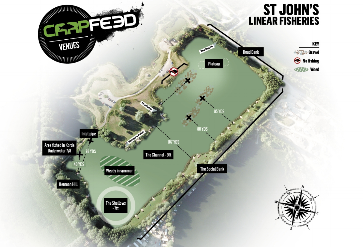 CLICK THE MAP FOR OUR GUIDE TO ST JOHN'S