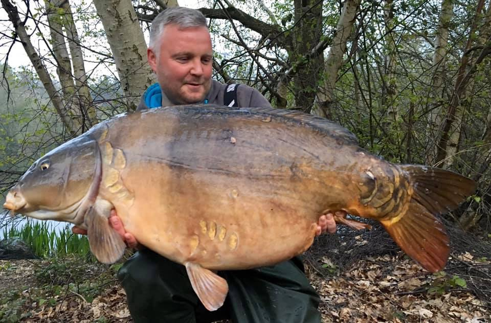 The Big Sutton at 54lb 5oz