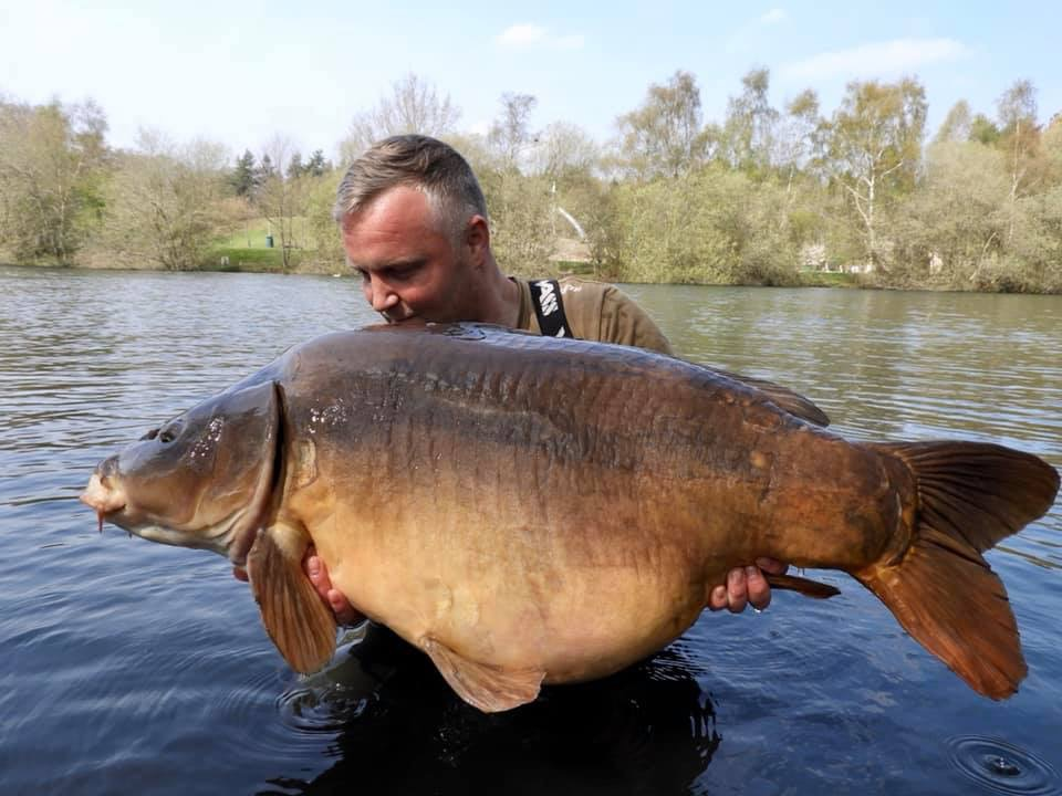 Dropscale at 50lb 10oz was the first 50 of the trip