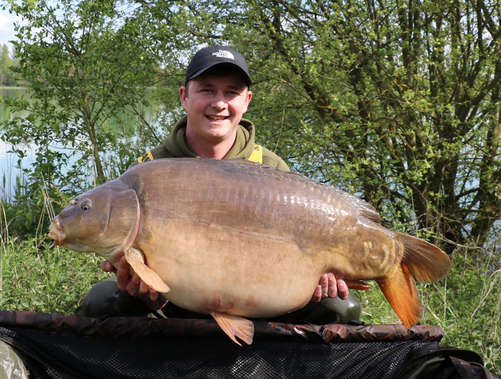 46lb 4oz of Brasenose Two best