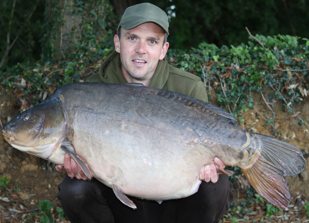 Roids at a new top weight of 61lb 3oz
