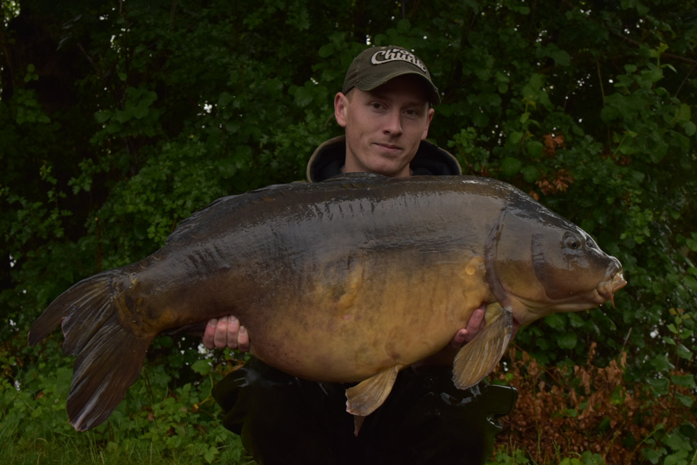 Mike's Pet at 45lb 2oz