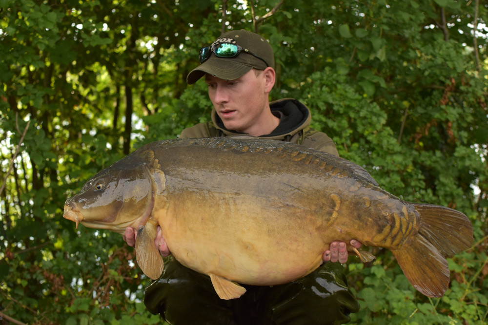 Not Mike's Pet at 39lb 8oz