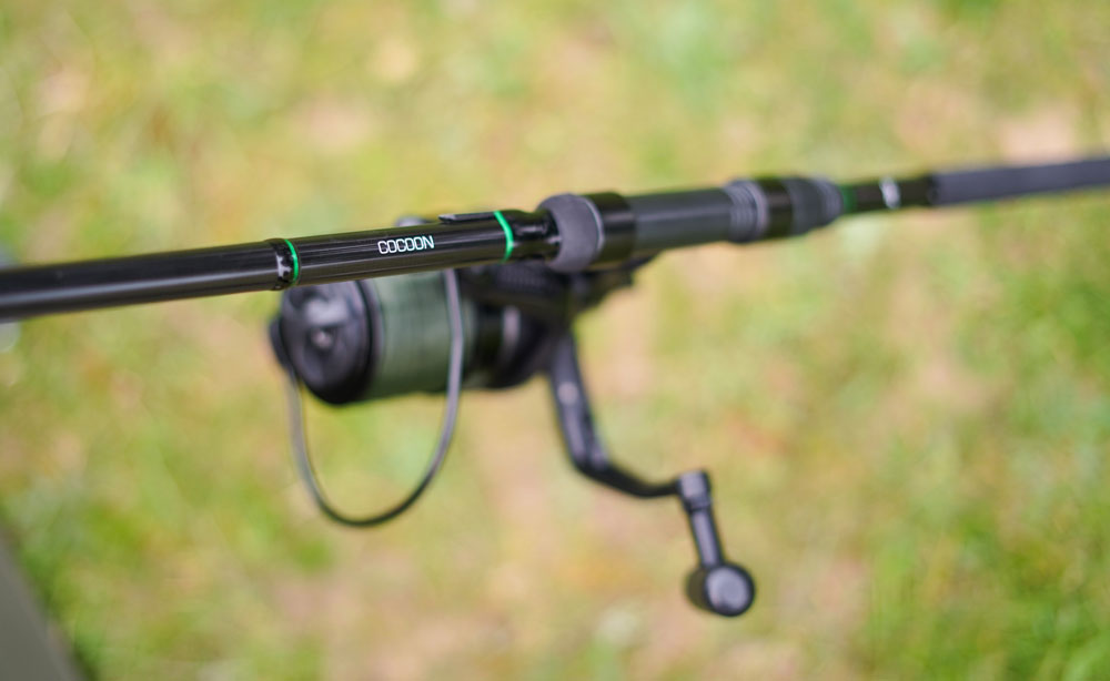 The rods look great and perform just as well