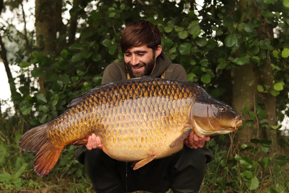 The current lake record at 48lb