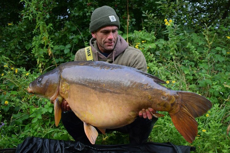 Black Spot at 59lb 12oz for Scott Maslen