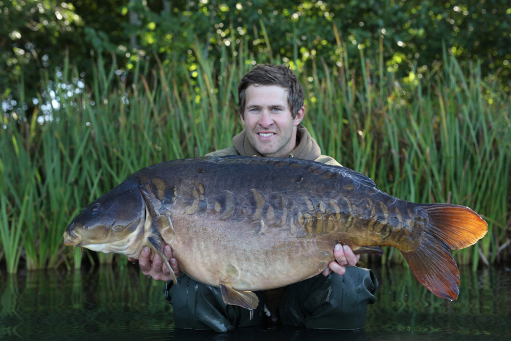 What a beauty! Kev's Linear at 47lb