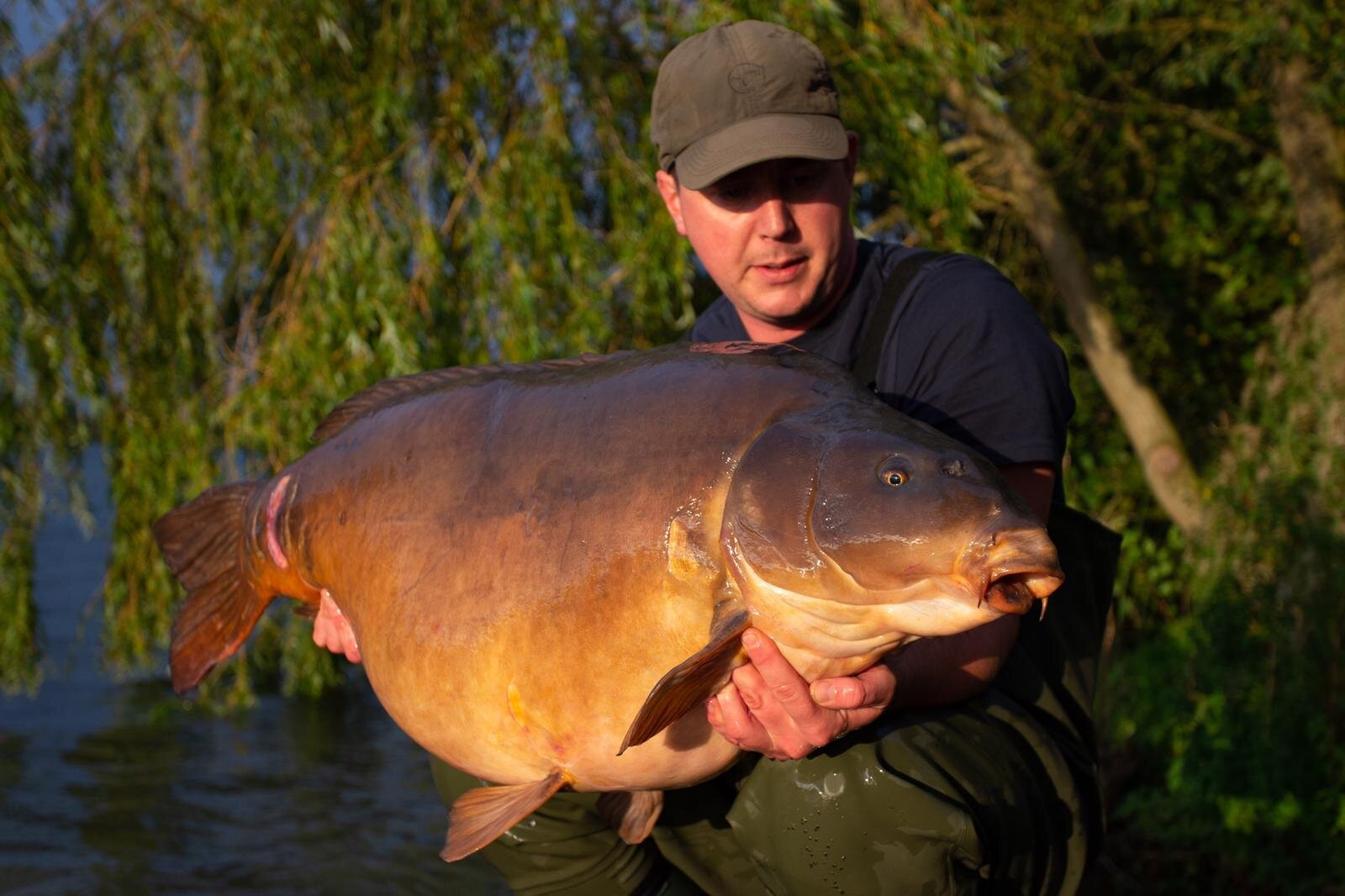 Is this fish a British record waiting to happen?