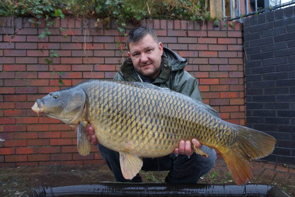 This common weighed in at 29lb 14oz