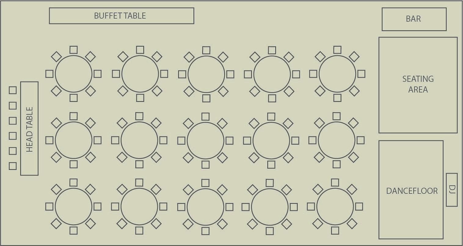 Tables, Bar, Dancefloor and seating area.jpg