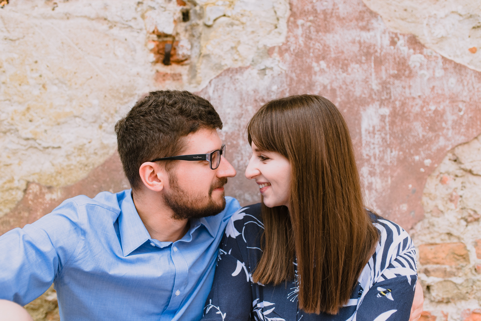 engagement shoot in Lublin Poland, summer engagement shoot in the city, old town engagement photos taken by Hello, Sugar Destination Wedding Photography-14.jpg