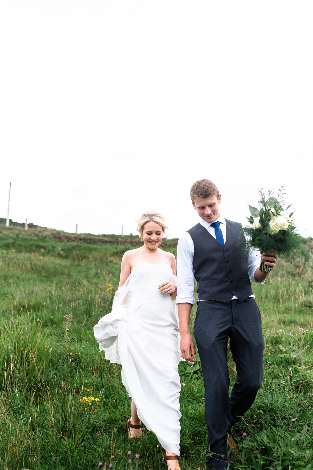 dunluce castle elopement in ireland in sage and white (20)-1.jpg