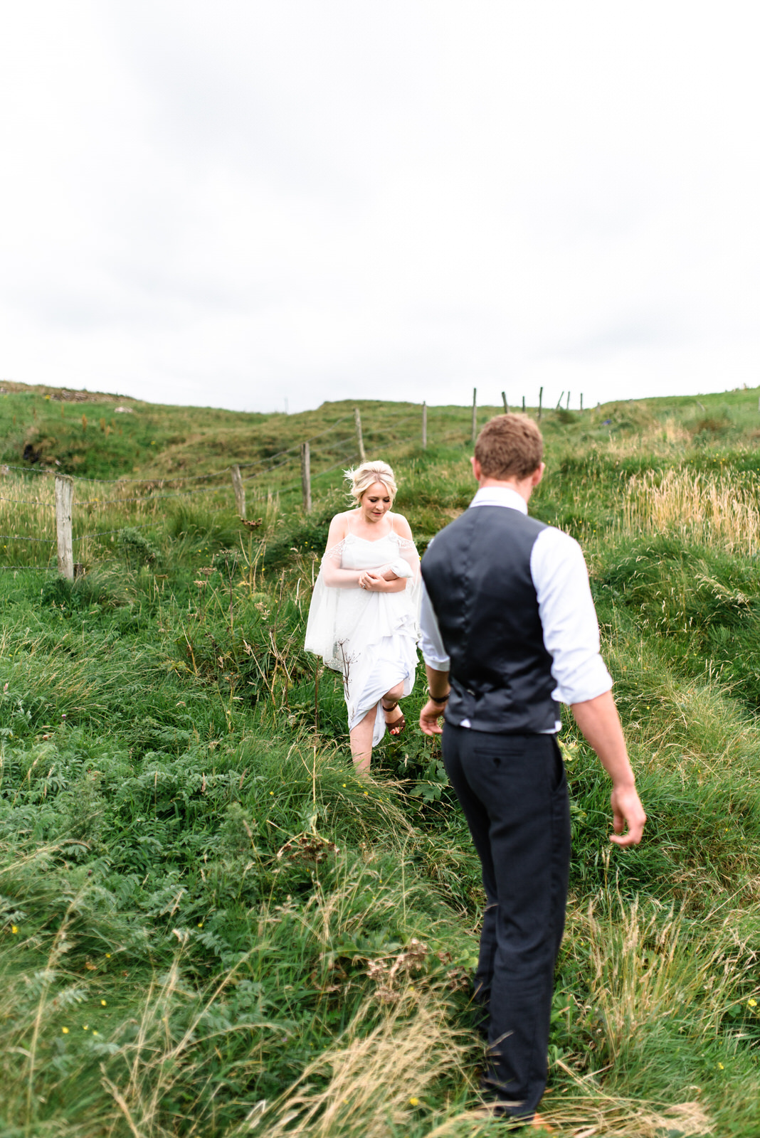 dunluce castle elopement in ireland in sage and white (36)-1.jpg