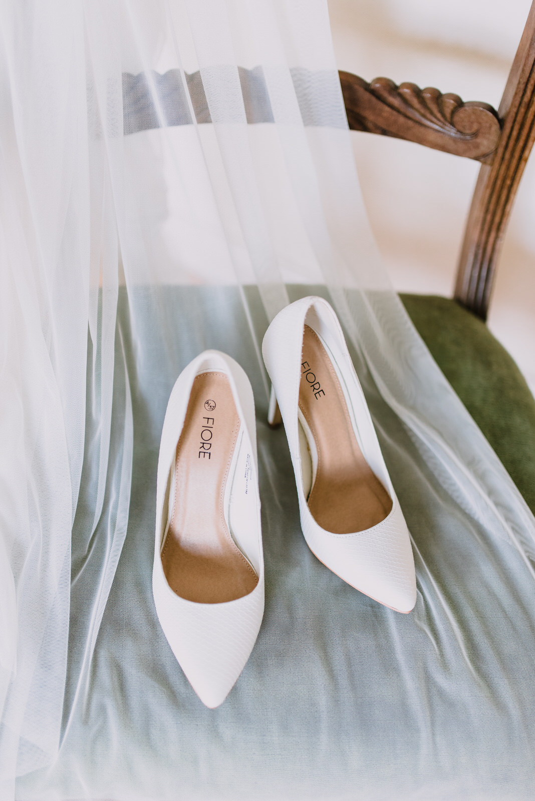 dunluce castle elopement in ireland in sage and white, white wedding shoes-1.jpg
