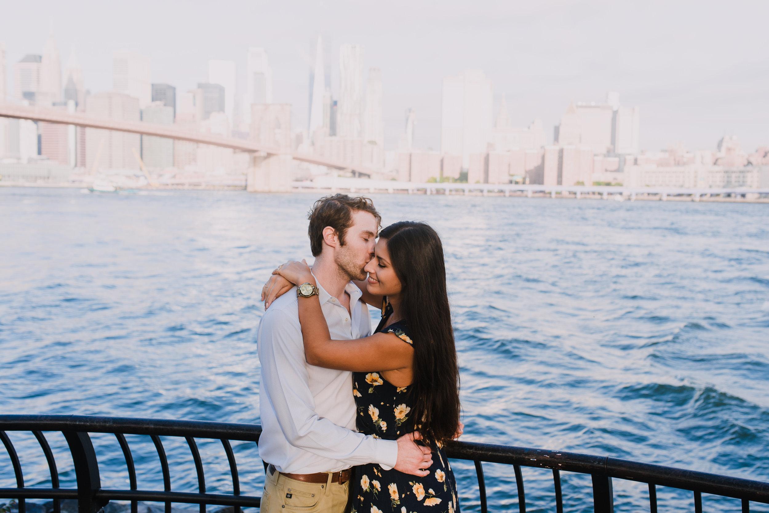 Brooklym Bridge engagement photography, NY wedding photographer, NYC elopement photographer, NYC wedding photographer (20).jpg