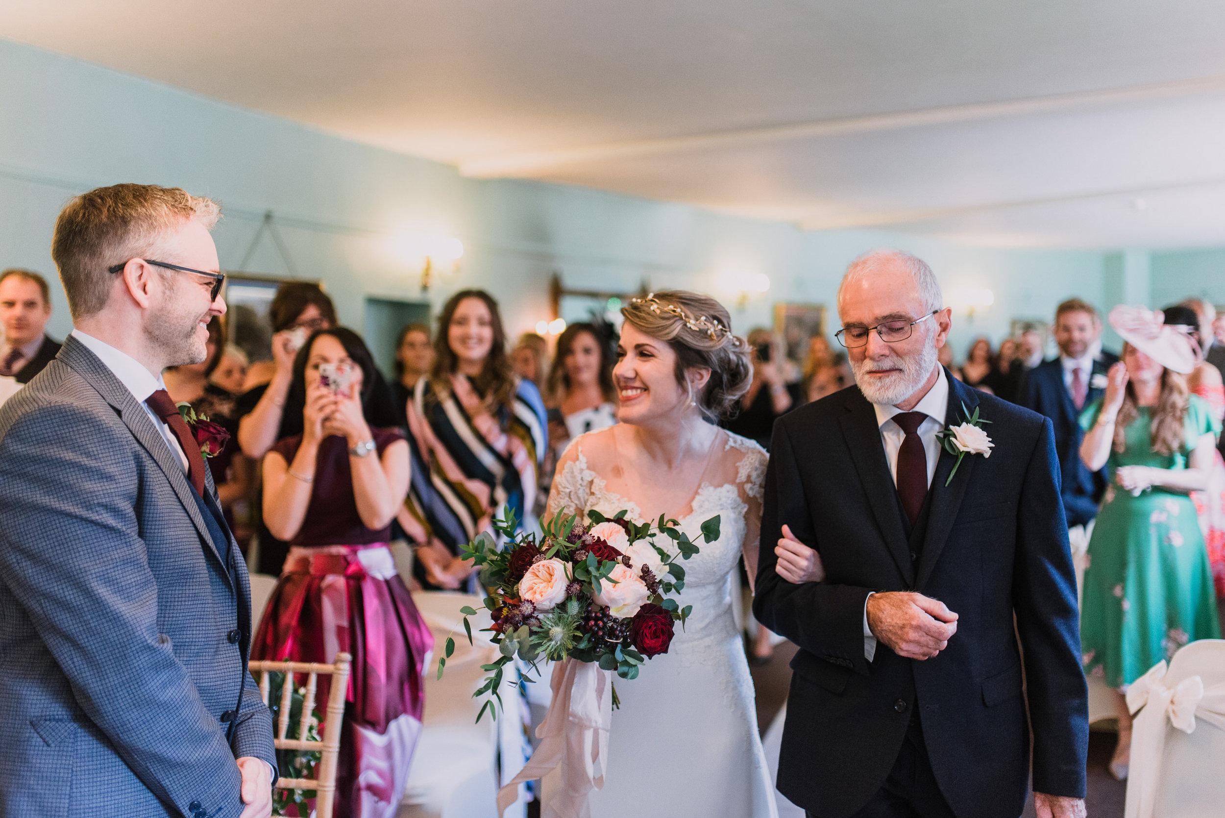lissanoure castle wedding, northern ireland wedding photographer, romantic northern irish wedding venue, castle wedding ireland, natural wedding photography ni (48).jpg