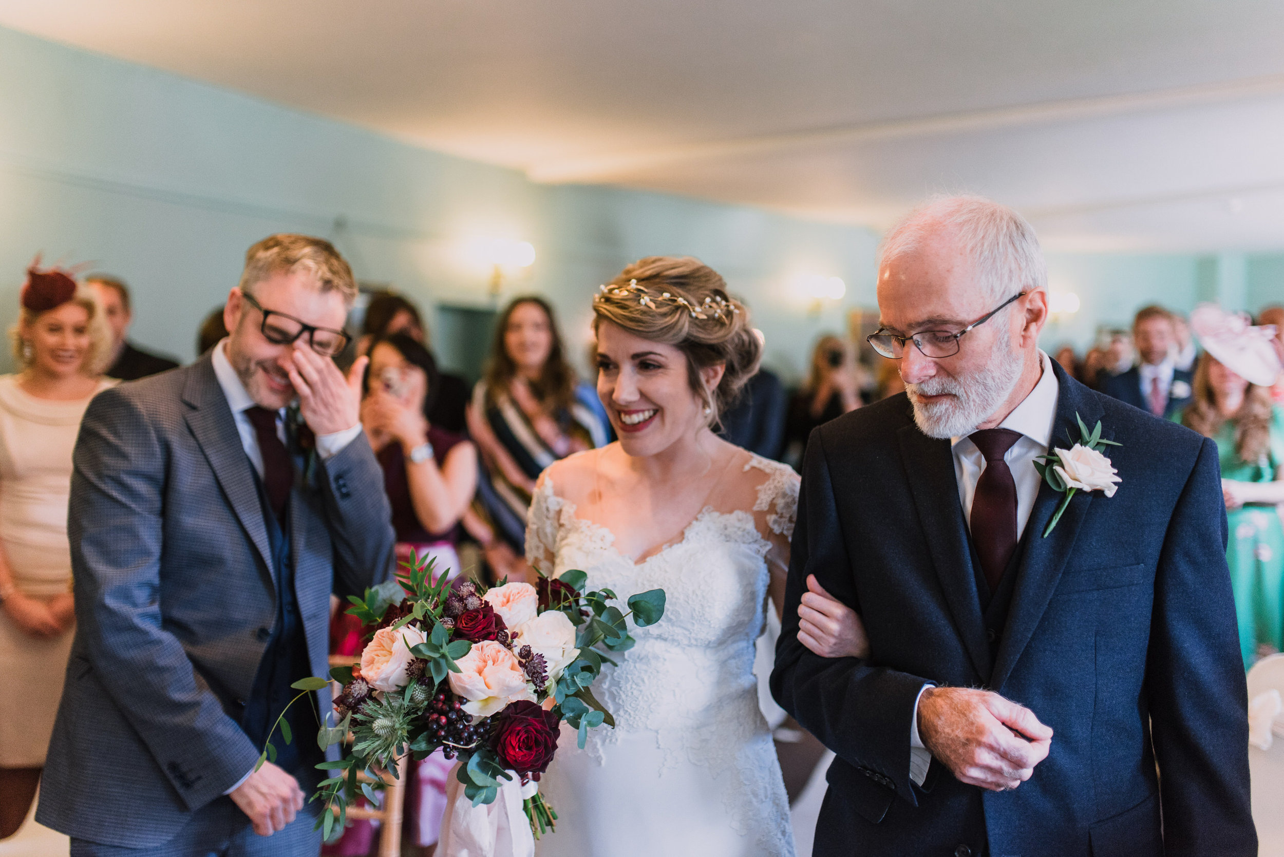 lissanoure castle wedding, northern ireland wedding photographer, romantic northern irish wedding venue, castle wedding ireland, natural wedding photography ni (49).jpg