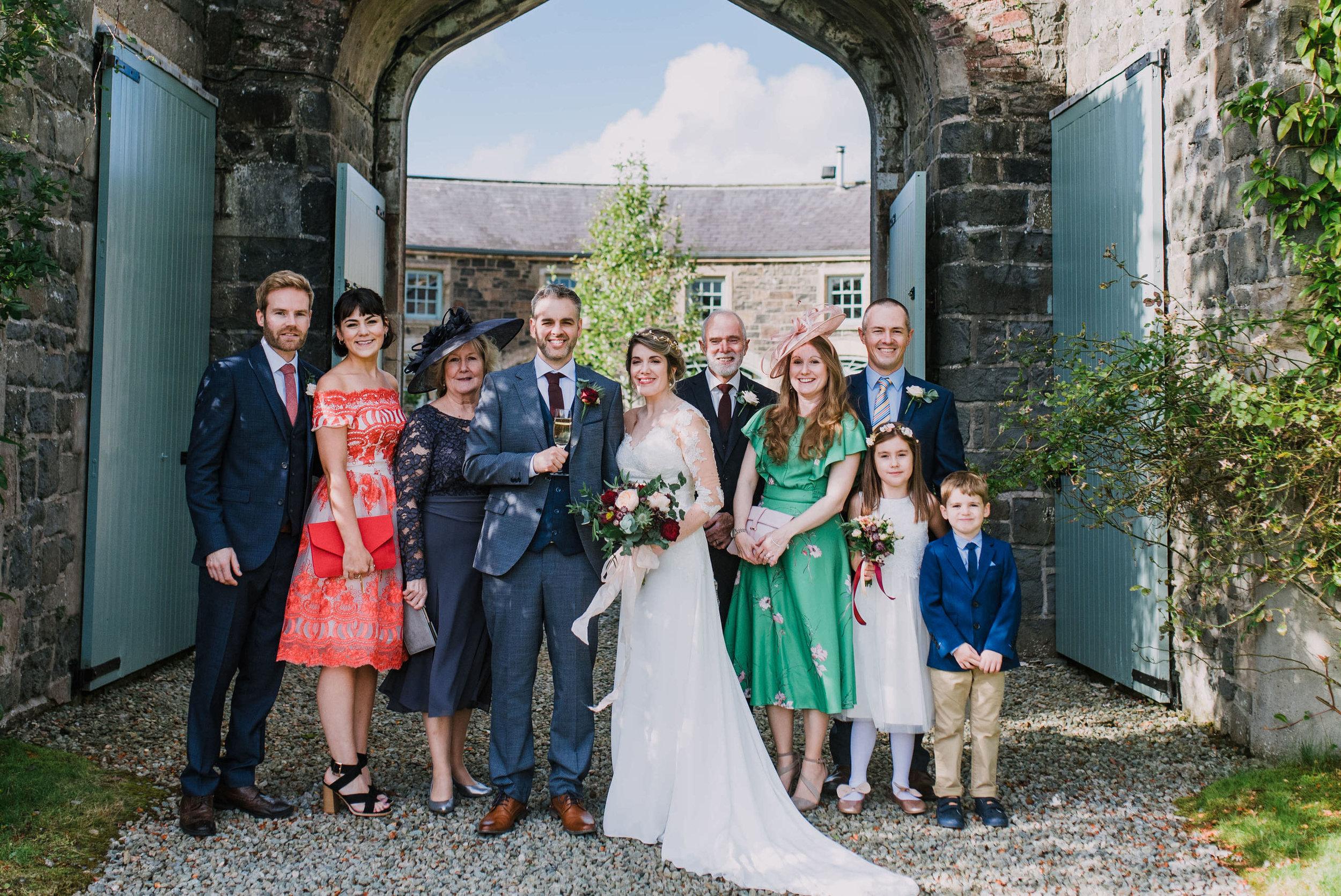 lissanoure castle wedding, northern ireland wedding photographer, romantic northern irish wedding venue, castle wedding ireland, natural wedding photography ni (77).jpg