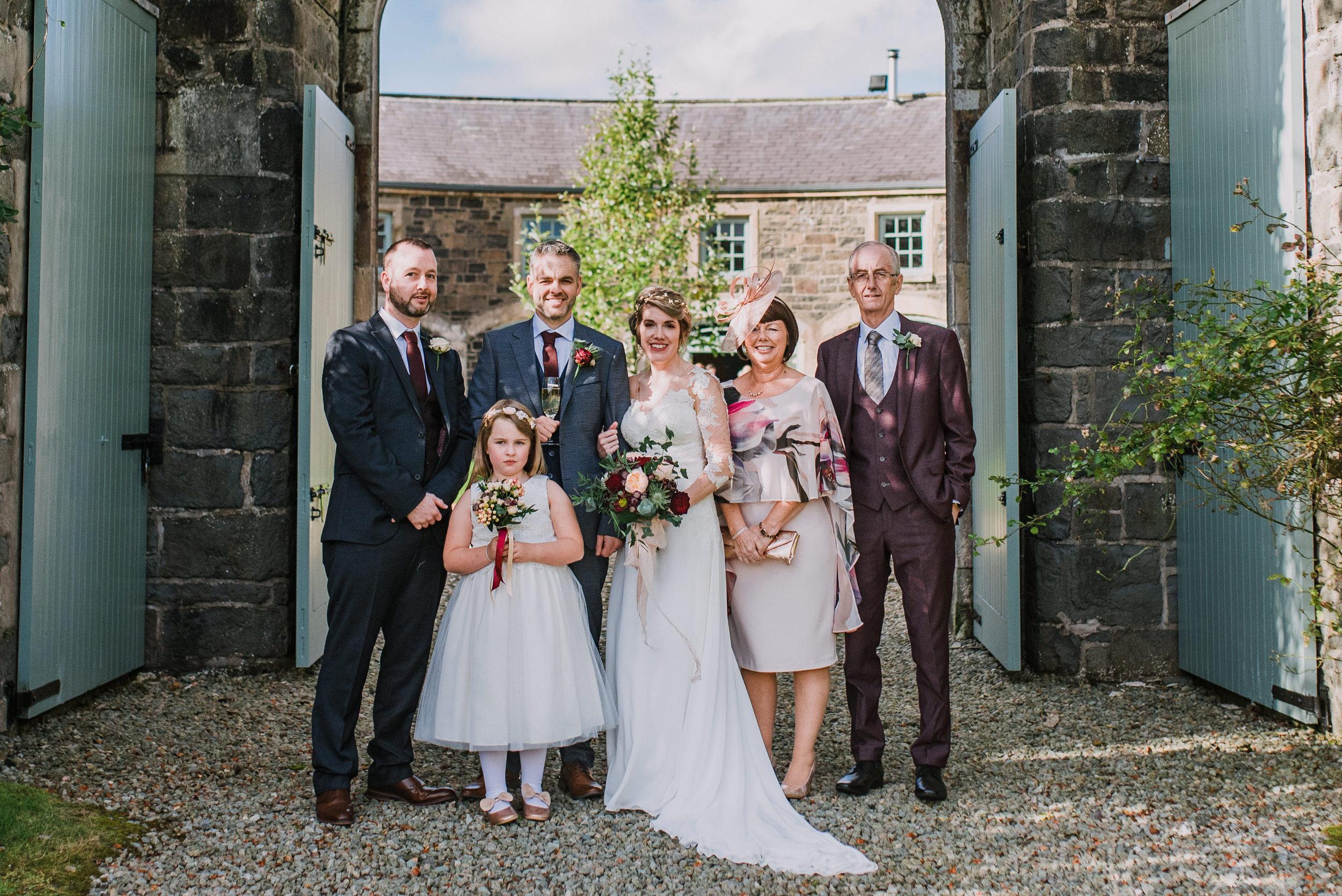 lissanoure castle wedding, northern ireland wedding photographer, romantic northern irish wedding venue, castle wedding ireland, natural wedding photography ni (78).jpg