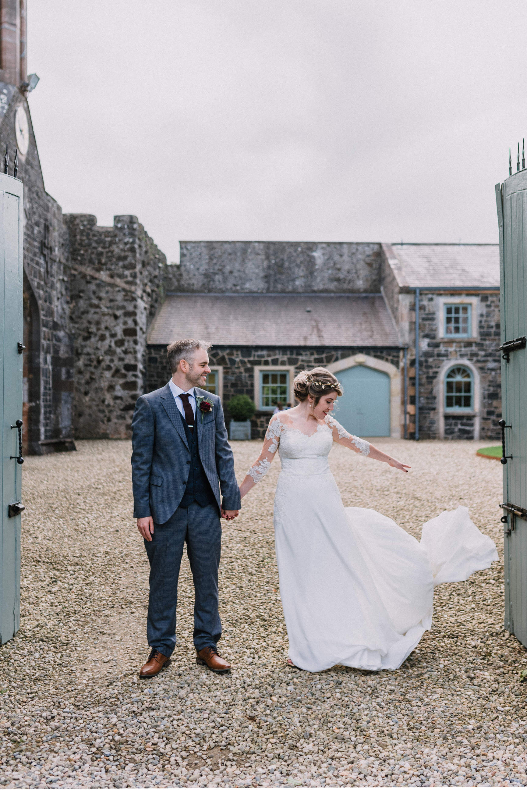 lissanoure castle wedding, northern ireland wedding photographer, romantic northern irish wedding venue, castle wedding ireland, natural wedding photography ni (89).jpg